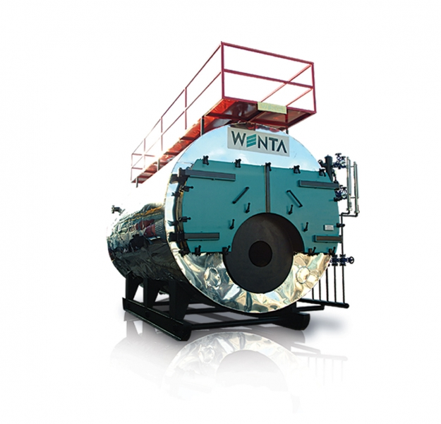 Wenta Makina - WENTA SCOTCH STEAM BOILER